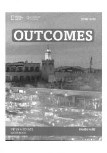 OUTCOMES (2nd Edition) Intermediate Workbook