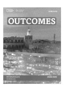 OUTCOMES (2nd Edition) Intermediate Workbook