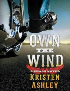 Own the Wind (Chaos 01)- KRISTEN ASHLEY