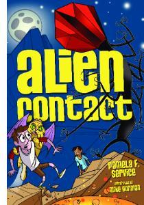 Pamela F Service - [Alien Agent 05] - Alien Contact (retail) (pdf)