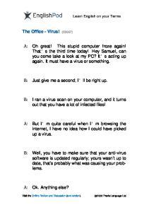 PDF - Elementary - Virus!