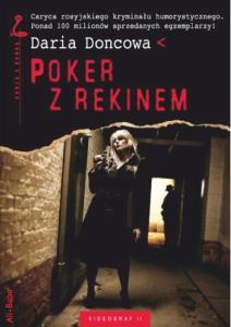 Poker z rekinem - Daria Doncowa