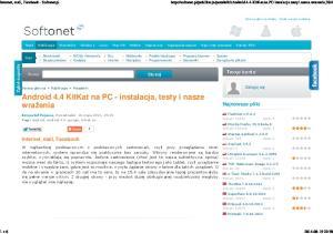Poradnik instalacji i test - Softonet.pl (3)