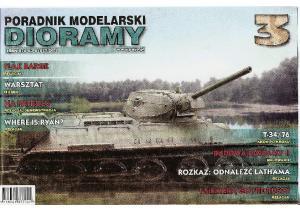 Poradnik modelarski - Dioramy cz. 3 Payo