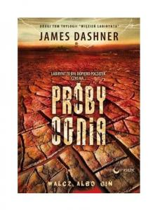 Proby ognia - Dashner James