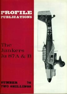 Profile 076 The Junkers Ju 87A & B