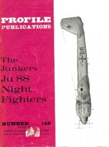 Profile 148 The Junkers Ju88 Night Fighters
