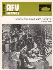[Profile Publications][AFV Profile 060] Russian Armoured Cars (to 1945)