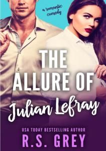 R S Grey The Allure of Julian Lefray PL