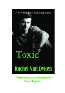 Rachel Van Dyken - Toxic 2