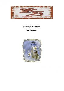 Ransom Candice Orle Gniazdo(1)