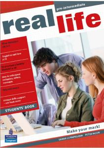 Real Life Pre Intermediate Students Book
