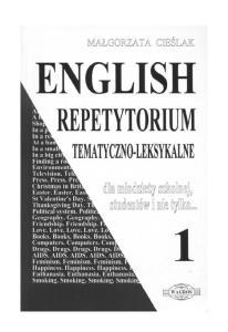 Repetytorium Tematyczno Leksykalne 1