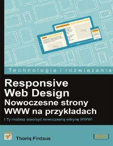 Responsive Web Design. Nowoczes - Thoriq Firdaus