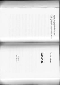 Roberts Nora - Rezydencja 02 - Amanda