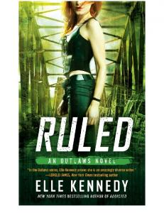 Ruled (Outlaws #3) - Elle Kennedy