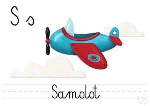 S samolot