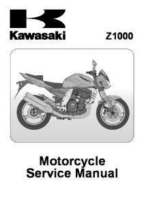 Sam Naprawiam Kawasaki Z1000 2003 [ENG]