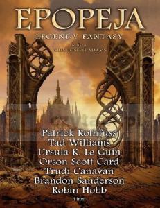 Sanderson Brandon - RYSN s.237 w Antologia - Epopeja. Legendy fantasy