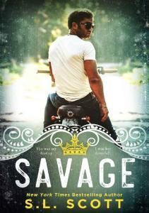Savage (The Kingwood Duet #1) - S.L. Scott