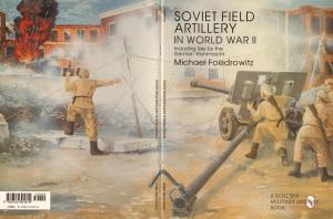 Schiffer Military History - Soviet Field Artillery in World War II