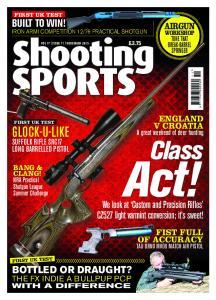 Shooting Sports - November 2015