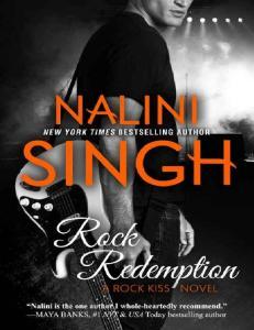 Singh Nalini - Rock Redemption #3