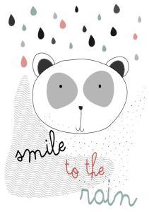 smile to the rain