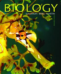 Solomon, Berg, Martin - Biology 9th Edition