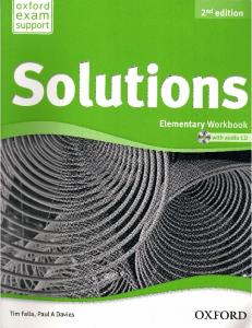 Solutions 2nd Ed - Elementary - WB