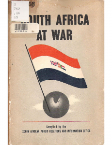 South African public relations and information office - South Africa at War (1943)