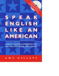Speak English Like An American - Idioms and vocabulary (OCR, indexed)