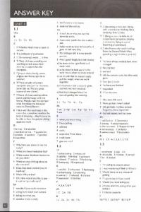 SpeakOut Upper-Intermediate Workbook Answer Key-2