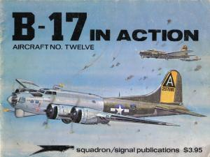 Squadron Signal 1012 B-17