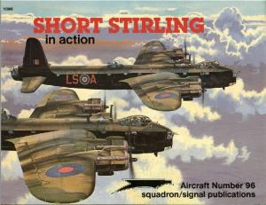 Squadron Signal 1096 Short Stirling