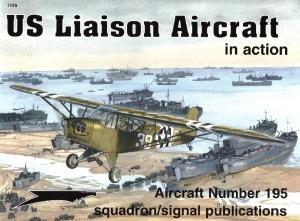 Squadron Signal 1195 US liason aircraft