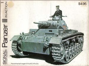 Squadron Signal 2001 Panzer III
