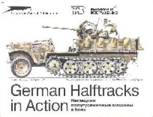 Squadron Signal 2003 German Halftracks