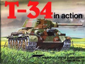 Squadron Signal 2020 T-34
