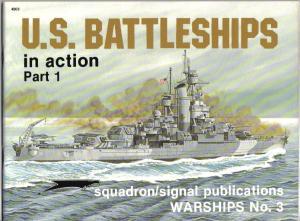 Squadron Signal 4003 US Battleships pt.1