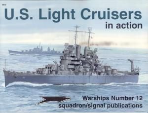 Squadron Signal 4012 US Light Cruisers