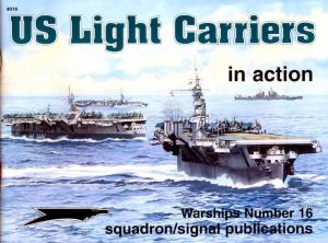Squadron Signal 4016 US Light Carriers