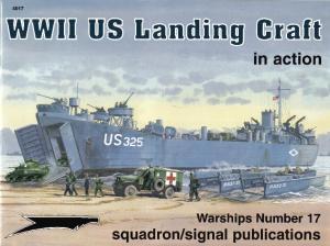Squadron Signal 4017 US Landing Craft