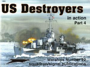 Squadron Signal 4022 US Destroyers pt.4