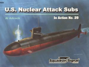 Squadron Signal 4029 US Nuclear Attack Subs