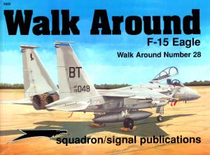 Squadron Signal 5528 F-15 Eagle