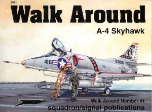 Squadron Signal 5541 A4 Skyhawk