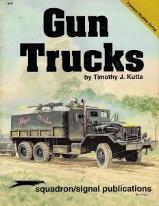 Squadron Signal 6071 Gun Trucks