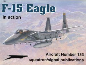 Squadron Signal - Aircraft - In Action - 1183 - F-15 eagle