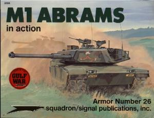 Squadron Signal - Armor in Action 2026 - M1 Abrams in action